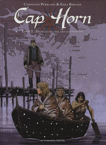 Cap Horn, Tome 2