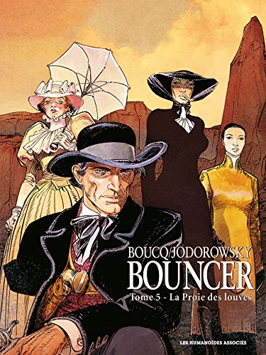 Bouncer, Tome 5