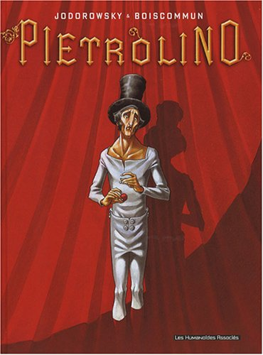 Pietrolino, Tome 1 : Le clown frappeur