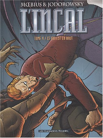 L'Incal, Tome 4
