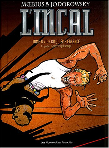 L'Incal, Tome 5
