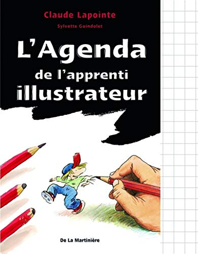 L'Agenda de l'apprenti illustrateur et dessinateur de BD