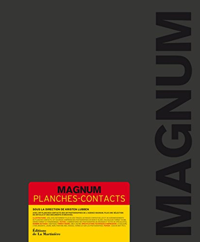 Magnum : Planches-contacts