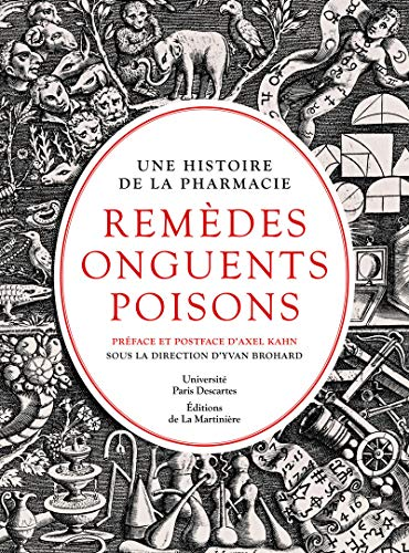 Remèdes, onguents, poissons