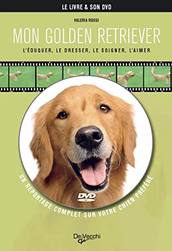 Mon golden retriever (1DVD)