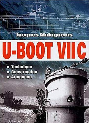 U-Boot VII C : Technique - Construction - Armement