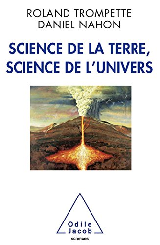 Science de la terre, science de l'univers.