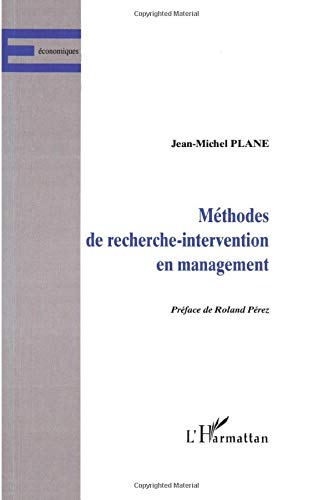 Méthodes de recherche-intervention en management