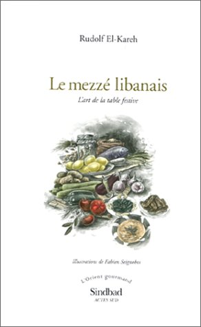 Le Mezzé libanais : L'Art de la table festive