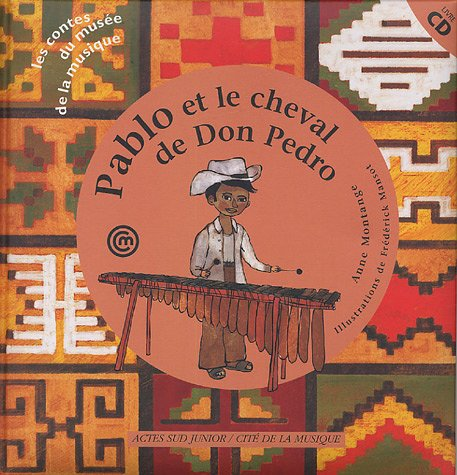 Pablo et le cheval de Don Pedro (1CD audio)