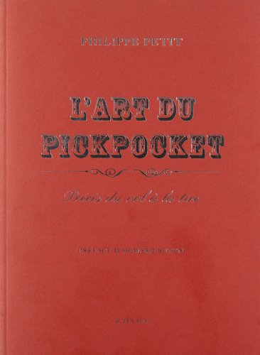 L'art du pickpocket