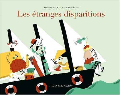 Les étranges disparitions