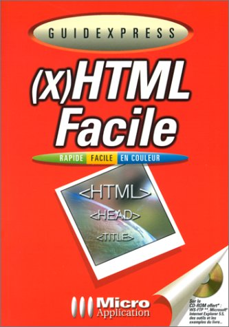 (x)HTML facile, Guidexpress