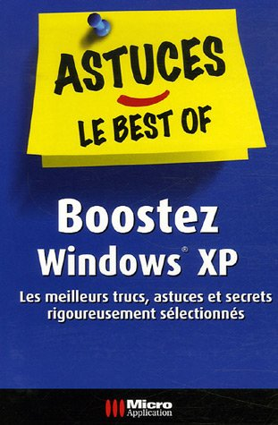 Boostez Windows XP