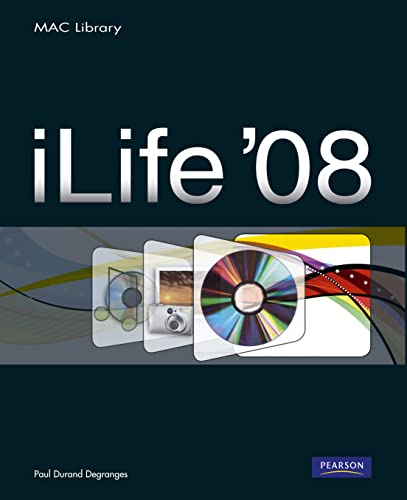 iLife '08 mac library