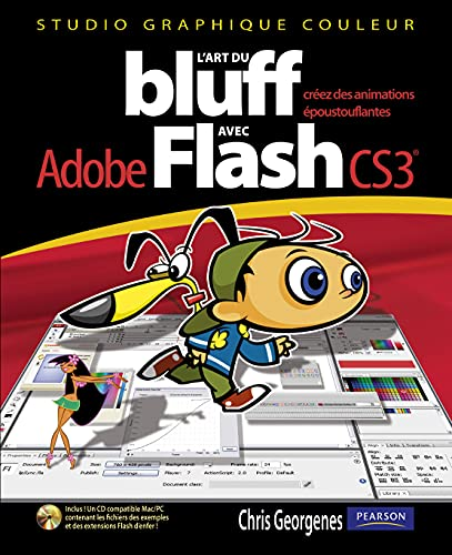 L'art du bluff avec Adobe Flash CS3
