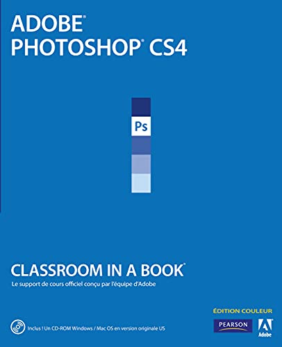 Adobe Photoshop CS4 (1Cédérom)