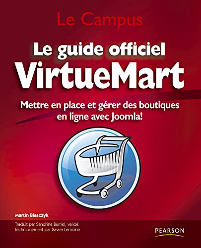 Le guide officiel VirtueMart