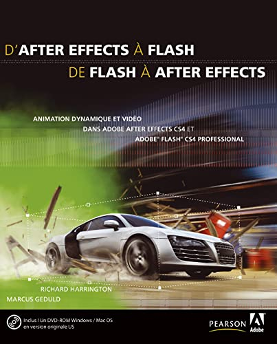 D'After Effects à Flash, de Flash à After Effects