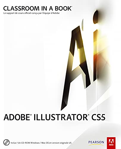 Adobe illustrator CS5 (1Cédérom)