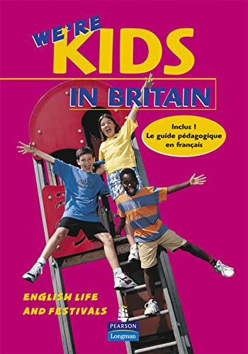 We'Re Kids in Britain - DVD