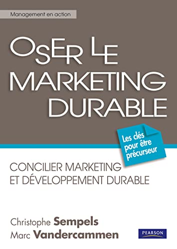Oser le marketing durable