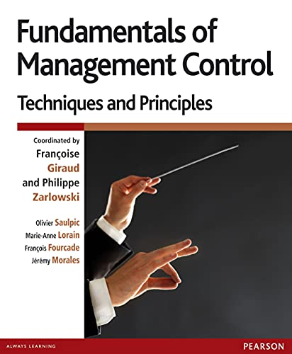 Fundamentals of Management Control