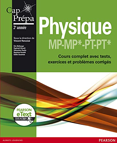 Physique MP-MP*-PT-PT*
