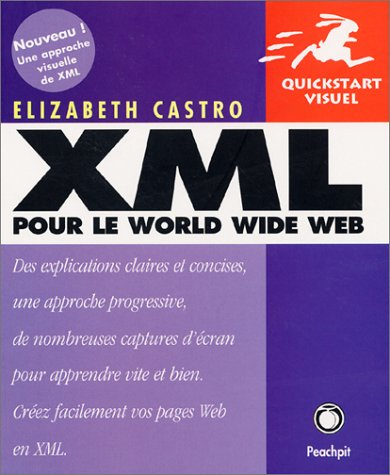 XML pour le World Wide Web
