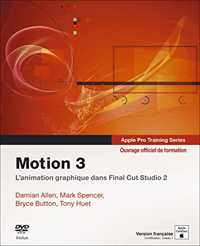 Motion 3 - Apple Training Series
