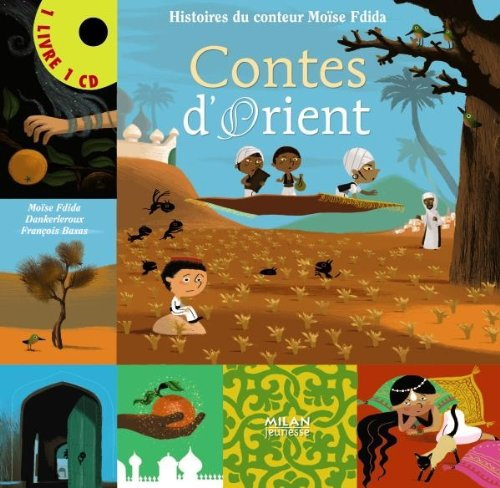 Contes d'Orient (1CD audio)