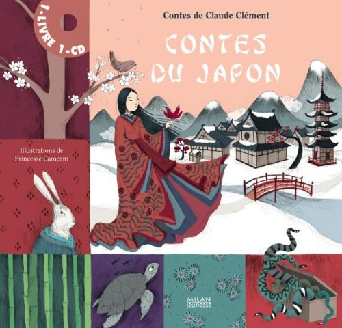 Contes du Japon (1CD audio)
