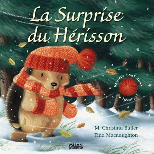 La surprise du hérisson