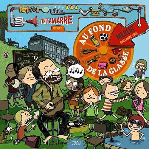 Au fond de la classe (1CD audio)