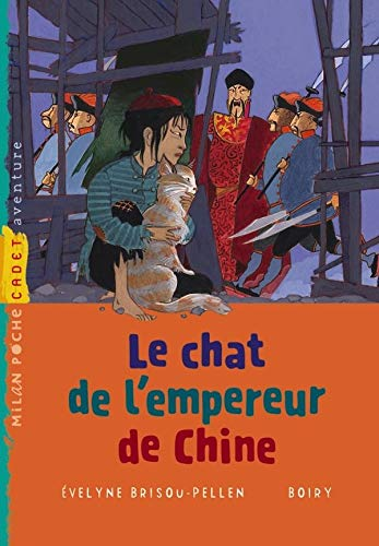 CHAT DE L'EMPEREUR DE CHINE
