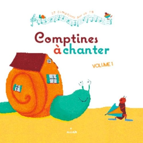 Comptines à chanter Vol 1 (NE)