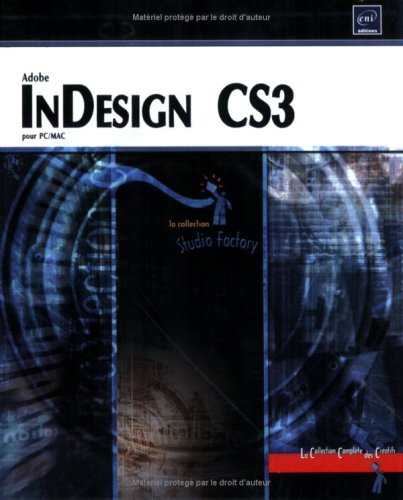 Indesign CS3 pour PC/Mac