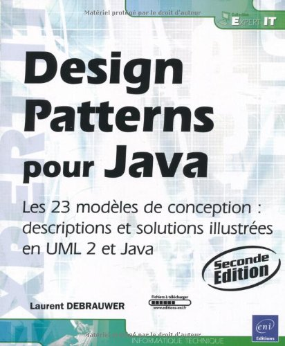Design Patterns pour Java - Les 23 modèles de conception