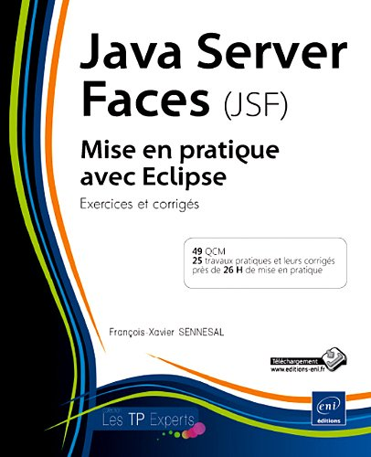 Java Server Faces (JSF) mis en pratique avec Eclipse