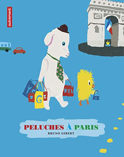 Peluches à Paris