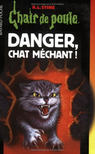 Danger chat mechant nø45 nlle édition
