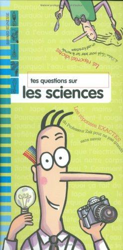 Tes questions sur le sciences