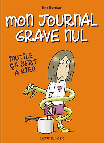 Mon journal grave nul, Tome 4