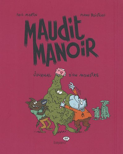 Maudit manoir, Tome 3