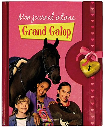 Mon journal intime Grand Galop