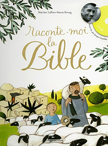 Raconte-moi la bible (2CD audio)