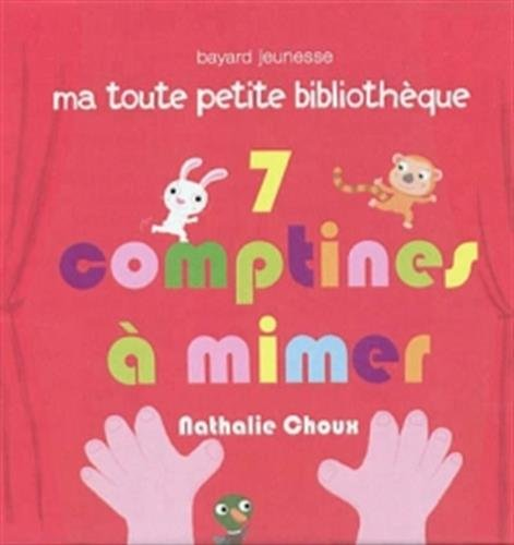 7 Comptines a Mimer