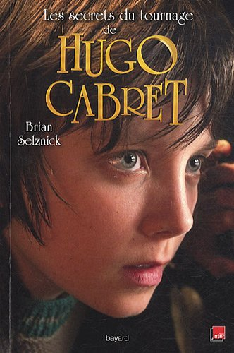 Livre du film l'invention de Hugo Cabret