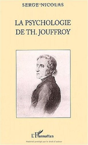 La psychologie de Th Jouffroy