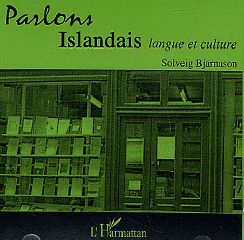 Parlons Islandais : Langue et culture, CD Audio